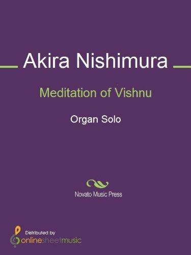 Meditation of Vishnu - Organ