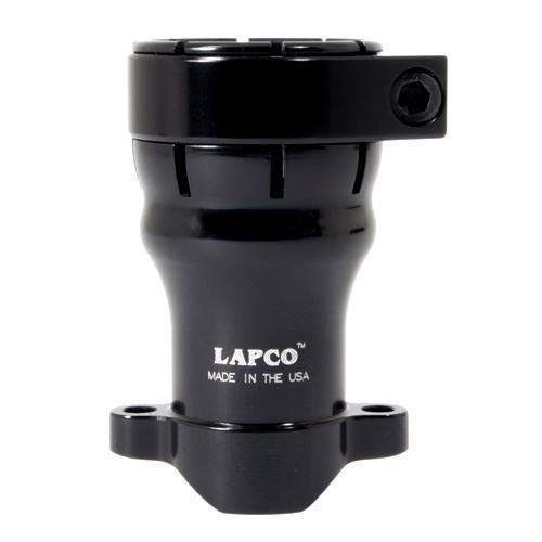 LAPCO Spyder Paintball Gun Winged Clamping Feed Neck w/Holes ()
