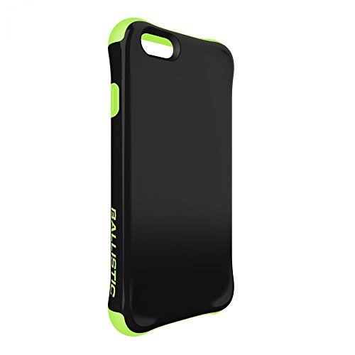Ballistic, iPhone 6 Case / 6s Case [Urbanite] Six-sided - 6ft Drop Test Certified Case Protection [Green] Reinforced Bumper Cell Phone Case for iPhone 6 / 6s  - Green