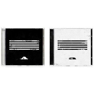 BIGBANG - MADE SERIES [A] A ver (Black) & a (White) ver.Set Package