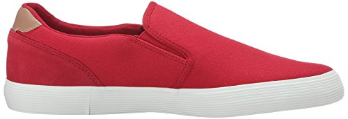 on Fashion Red Lacoste Men's Cam Jouer Slip Sneaker qpt7g
