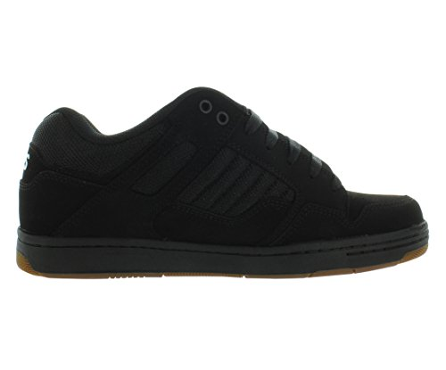 DVS Men's Enduro 125 Skate Shoe, Black Gum Nubuck, 12 Medium - Us 125