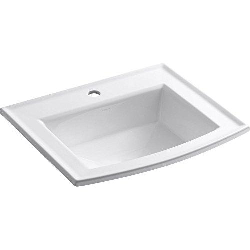 self rimming sink - 1