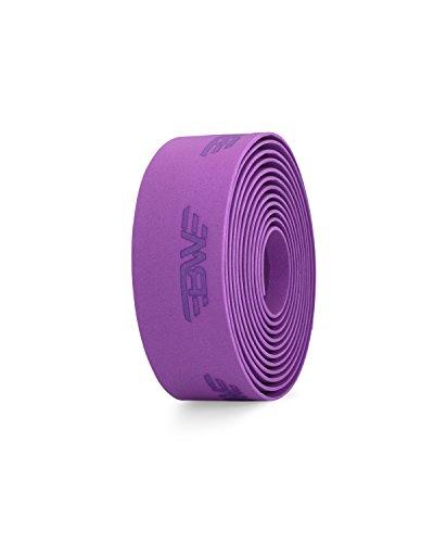 (BW EVA Handlebar Tape Bicycles - Road Bike Handle Bar Wrap - Purple)