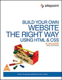 Download Build Your Own Website The Right Way Using HTML & CSS ebook