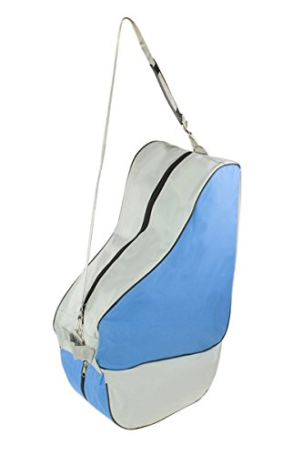 Eforstore Nylon Durable Roller Skating Carrying Bag Skates Tote Bags Adjustable Shoulder Strap