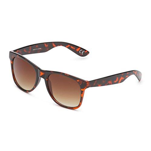 Vans Tortoise Shell Spicoli 4 Shades Sunglasses (Default , - Vans Sunglasses Mens