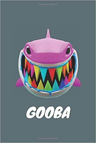 6ix9ine Gooba Shark Notebook2020 6 9 100 Page Journal 9in Bfd 9798648503977 Amazon Com Books