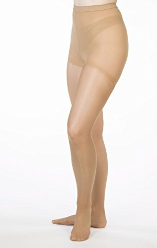 Allegro 8-15 mmHg Essential 83 Sheer Support Compression Pantyhose