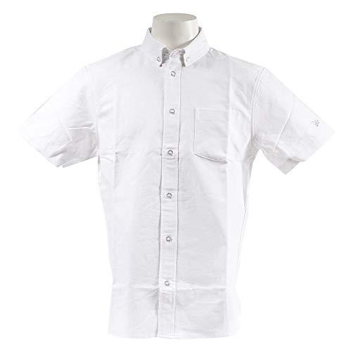 (ニューエラ)NEW ERA ボタンダウン シャツ ホワイト