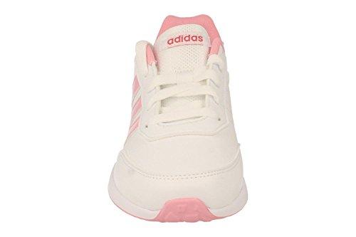 adidas Vs Switch 2 K, Zapatillas de Deporte Unisex Niños, Blanco (Ftwbla / Rossua / Supros), 38 EU