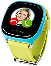 Reloj EXPLORA 1 Azul/Verde: Amazon.es: Electrónica