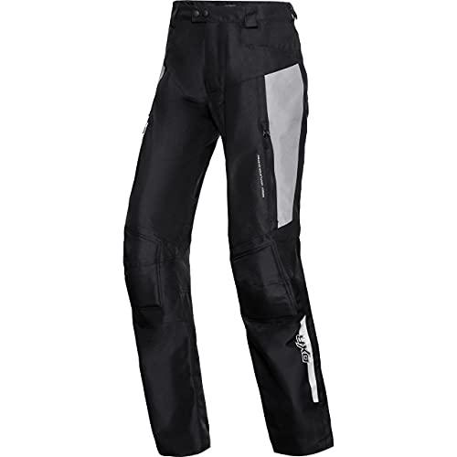 DXR Motorradhose Damen Sommer Textilhose, Verbindungsreißverschluss, 2 Einschub-, 2 Gesäßtaschen, Taschen für Knie…