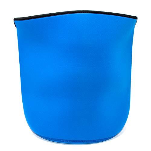 Bucket Cooler - 7mm Neoprene Sleeve for 5 Gallon Bucket (Blue)