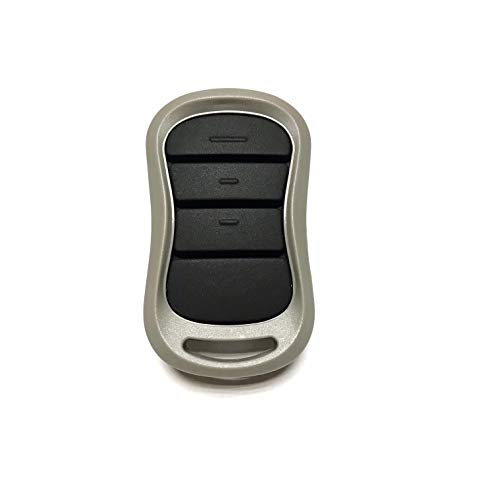 Gate1access Replacement Remote for Genie G3T-R 3-Button Remote Intellicode Security Technology Controls Compatible (Garage Door Opener Remote Won T Program)