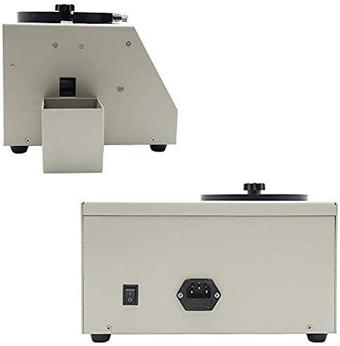 CGOLDENWALL Contador de Semilla Automático Máquina de Contar de Plato Ajustable para Varios Tipos de Semillas como Arroz Trigo Maíz Semillas de Hortalizas y Más SLY-C: Amazon.es: Bricolaje y herramientas