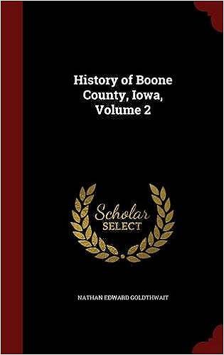 Book History of Boone County, Iowa, Volume 2