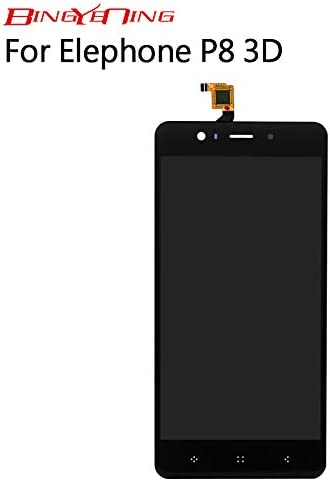 AiBaoQi For Elephone P8 3D Touch Screen + LCD Display Assembly ...