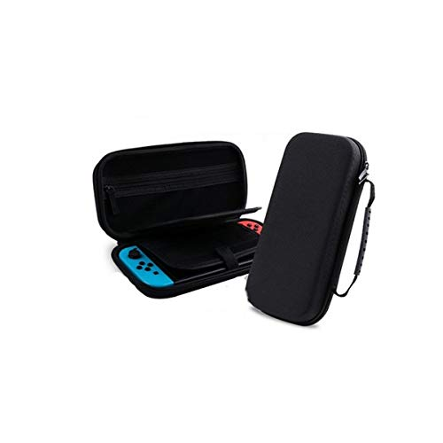 Carry case,Carrying case,Nintendo Switch Game Cassette Storage Box, ns Memory Card Protection Box, NDS Burning Accessories Package, Black (Style : Medium)