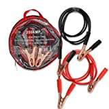FourSeason Jumper cables, Booster cables 10 Gauge