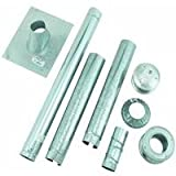 Mr. Heater 3 Inch Vertical Vent Kit for Big Maxx MHU50LP and MHU50NG Unit Heaters