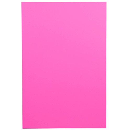 TableTop King 950040 20'' x 30'' Neon Pink Polystyrene Foam Board - 10/Case by TableTop King
