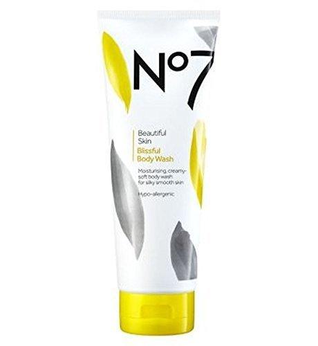 No7 Beautiful Skin Blissful Body Wash -
