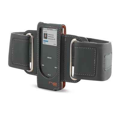 Belkin Sports Armband for iPod nano 2G (Dark Gray)