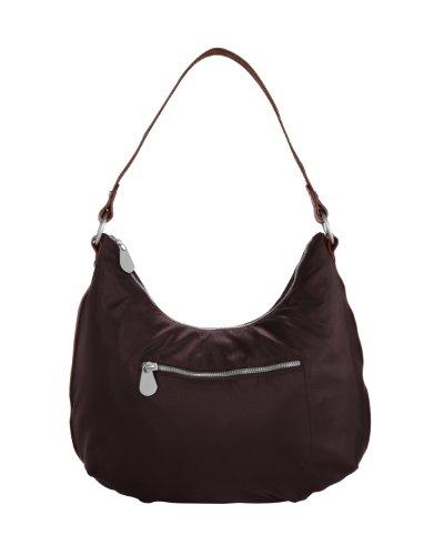 Jessica Leather Hobo Bag - 3
