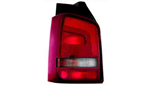 10- sin portal/ámparas Ahumado Rojo Piloto Trasero Izquierdo Volksw TRANSPORTER T5 1P