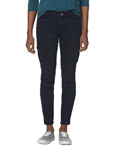 Bongo Juniors' Skinny Cargo Jeans. Indigo Ink. Size: 10 ()