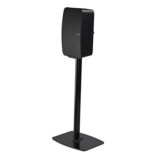 Flexson Bodenständer für Sonos Play  5 5 5 Vertikal Version- schwarz b82d78
