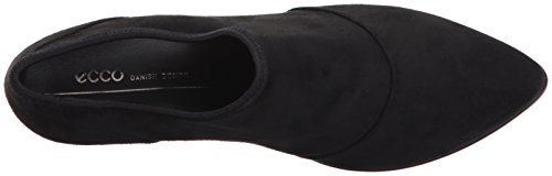 Shape black black Noir Femme Ecco Pointy Sleek 45 Escarpins fpPdq