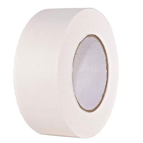 Stucco Tape, White, 7 mil, 2 Inches x 60 Yards (12 Units)