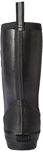 Muck Boot Men's Chore Resistant Mid Work Boot, Black, 13 M US by Muck Boot (Image #2)