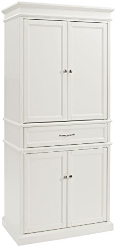 (Crosley Furniture Parsons Pantry Cabinet -)