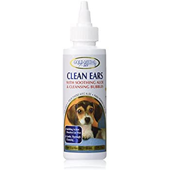 Gold Medal Pets Clean Ears, 4 oz.