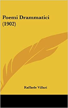 Poemi Drammatici (1902)
