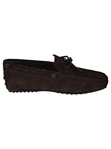 Laccetto Uomo Gommino Tod's City XXM0LR00051RE0S800 Marrone 8d8q1