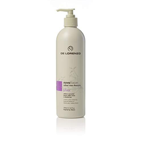 Nova Fusion Color Care Shampoo (Silver 16oz) (De Lorenzo Rosewood Shampoo Before And After)
