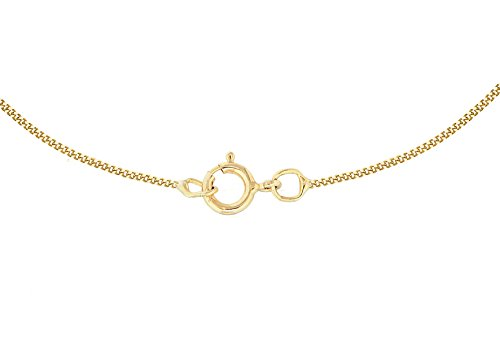Carissima Gold - Collier Femme - Or Jaune 375/1000 (9 cts) 2.3 gr - 46 cm