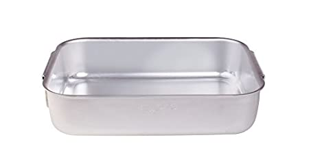 Fuente de horno rectangular con esquinas redondas pesado, espesor ...