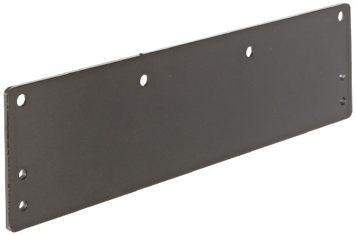 Stanley Commercial Hardware Large Drop Plate Kit for QDC200 Series Heavy Duty Door Closers, Pull and Push, 3.47