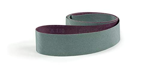 1 in x 30 in A45 X-Weight Fullflex Scalloped A 3M Trizact Cloth Belt 237AA