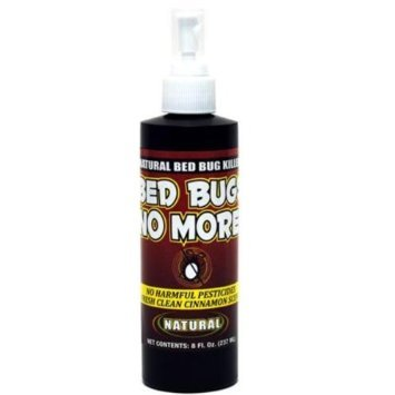 Bed Bugs No More! - 8 oz. Pump Spray (No Pump Lotion)