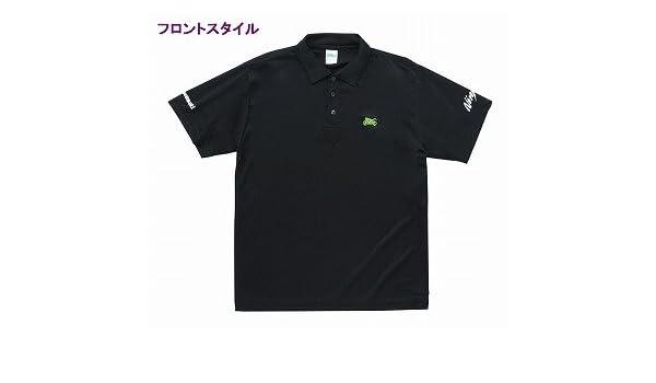 Kawasaki Ninja Polo camisa S tamaño j89010705: Amazon.es: Coche y moto