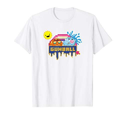 The Amazing World of Gumball Sunshine T-Shirt