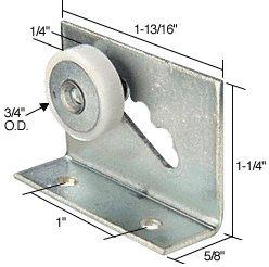 Assembly Shower Roller Door Package (3/4
