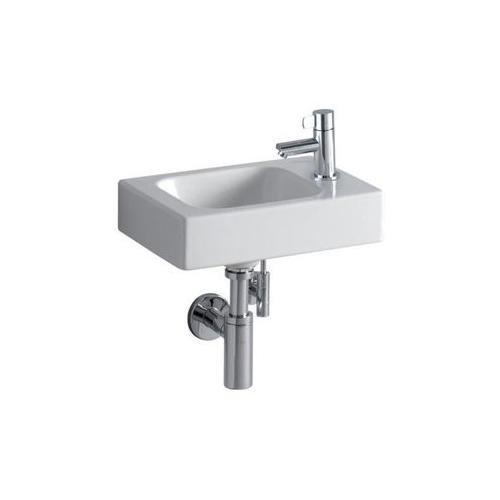 Keramag Icon xs Handwaschbecken 38 cm Hahnloch rechts weiß