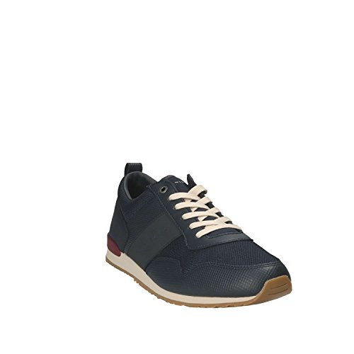 Tommy Hilfiger FM0FM01477 Sneakers Man Navy Blue free shipping release dates really cheap shoes online sale shopping online cheap prices reliable fDiJLsJ6
